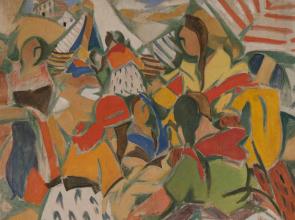 El universo del dibujo en el Museo Thyssen Málaga